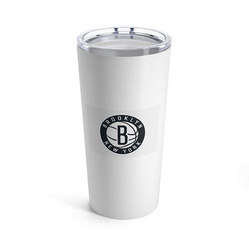 Brooklyn Nets Tumbler 20oz