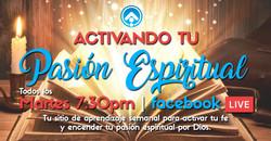 Activando tu Pasion Espiritual