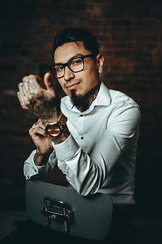 ShowOff Ink Artistry Tattoo Shop, Artist Tat Scott