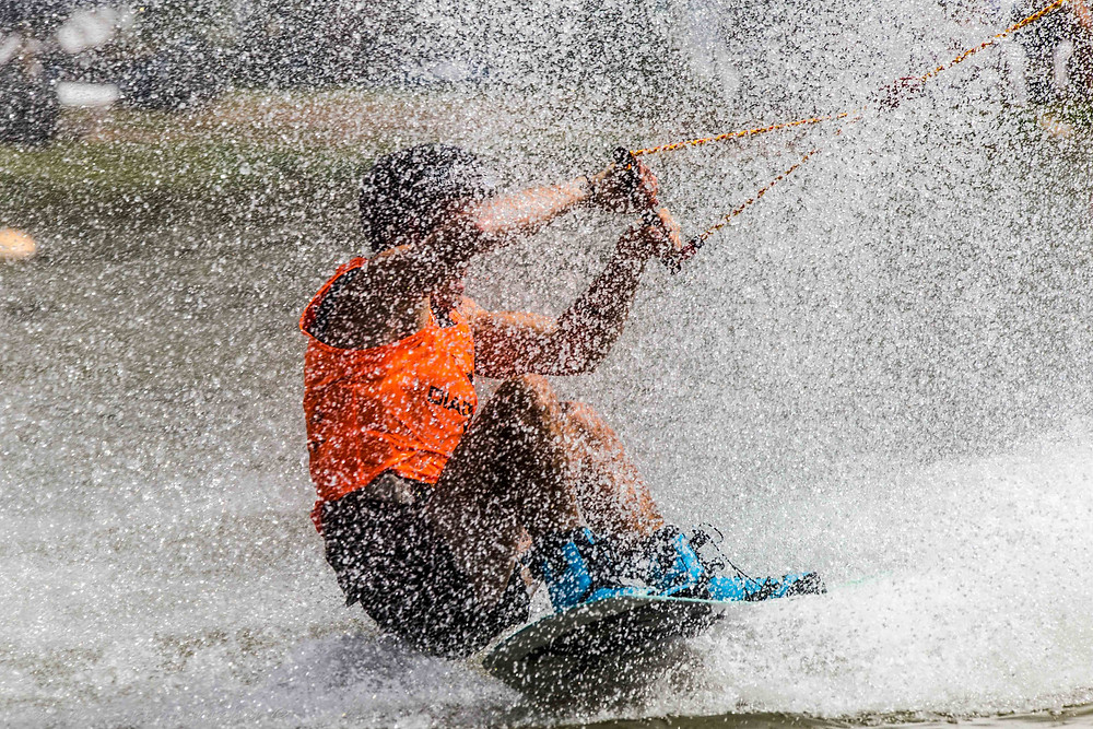 מתוך אליפות אירופה בגלישת wakeboard
