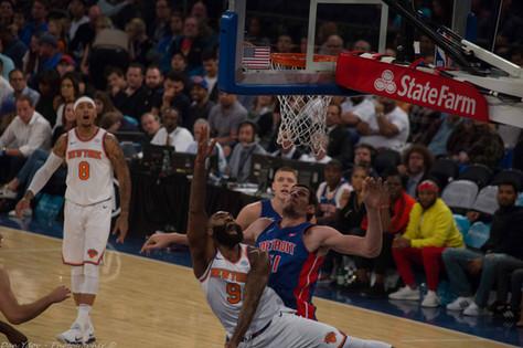 NBA, knicks, New York, Dan ydov, Sports Photographer
