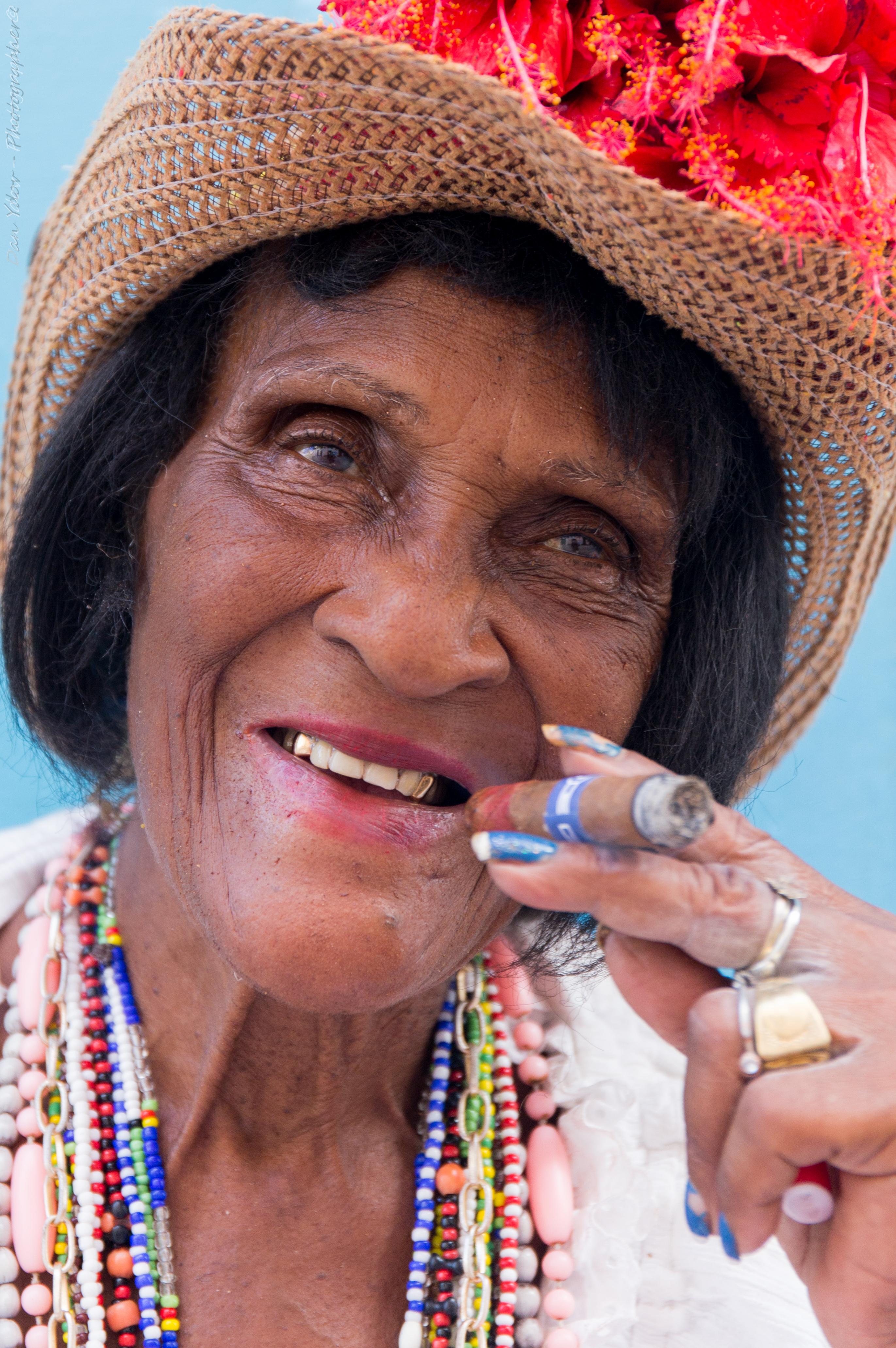 אישה קובנית, צלם פורטרט, צלם תדמית