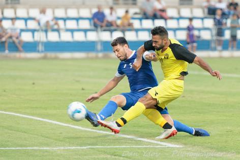 Michael Ohana, Beitar Jerusalem, Kick, Dan Ydov, Sport photographer, Sports, Football