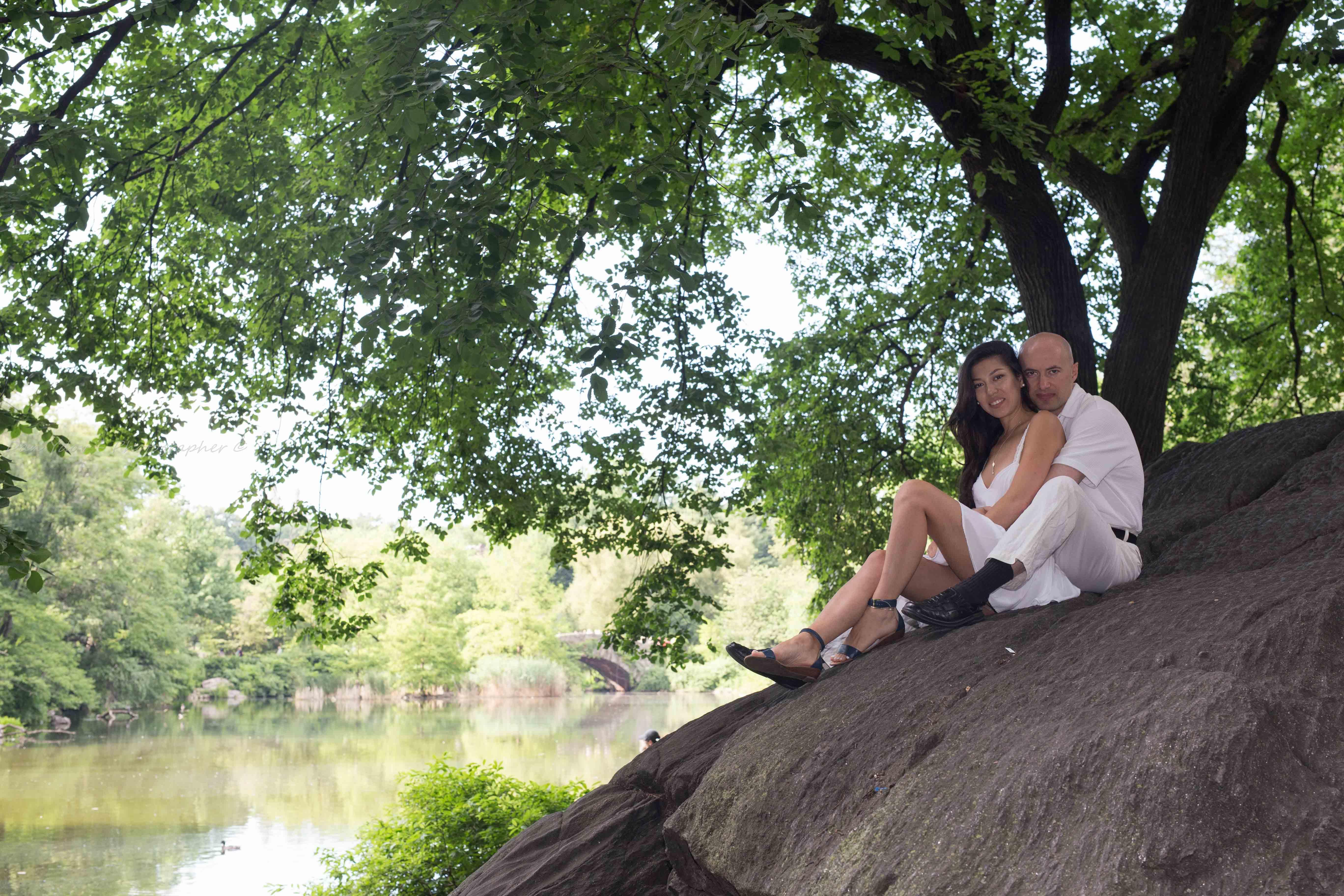 צילומי זוגיות, יורי ויוליה