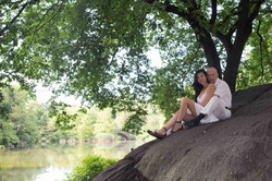 Love Story, Central Park