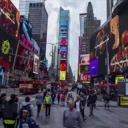 NYC, Cool, Timelapse, 4K, Dan Ydov, Photographer