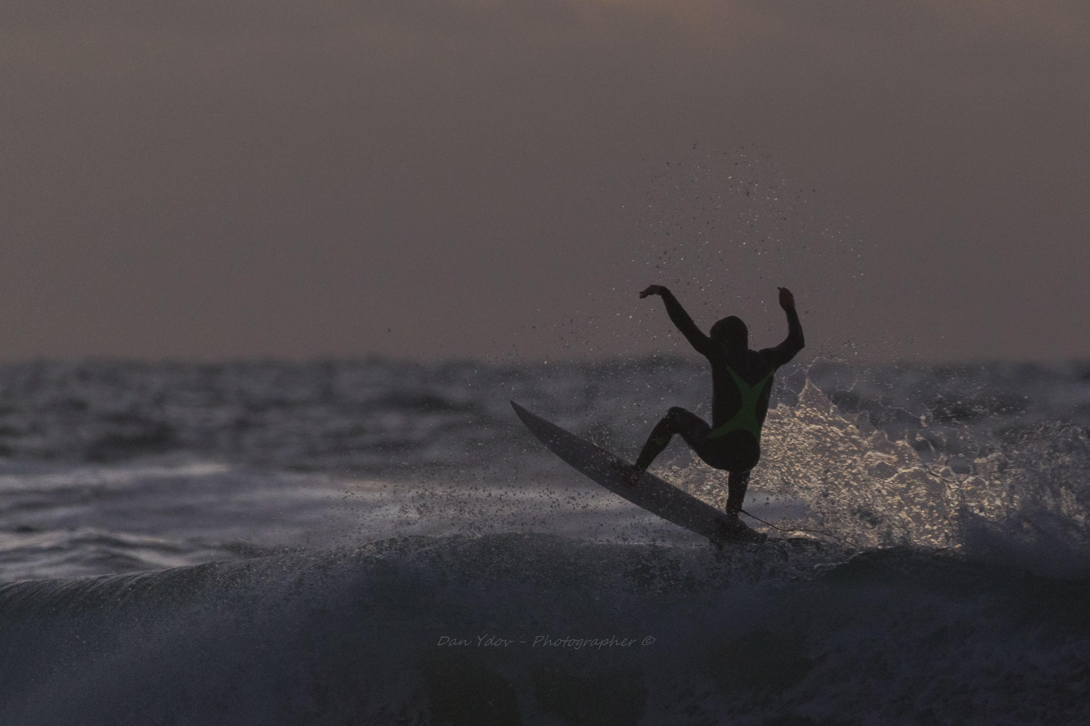 צילום ספורט, גלישה, דן יידוב