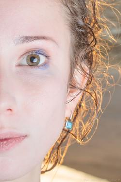 Portrait, Close up, Zlatoslava
