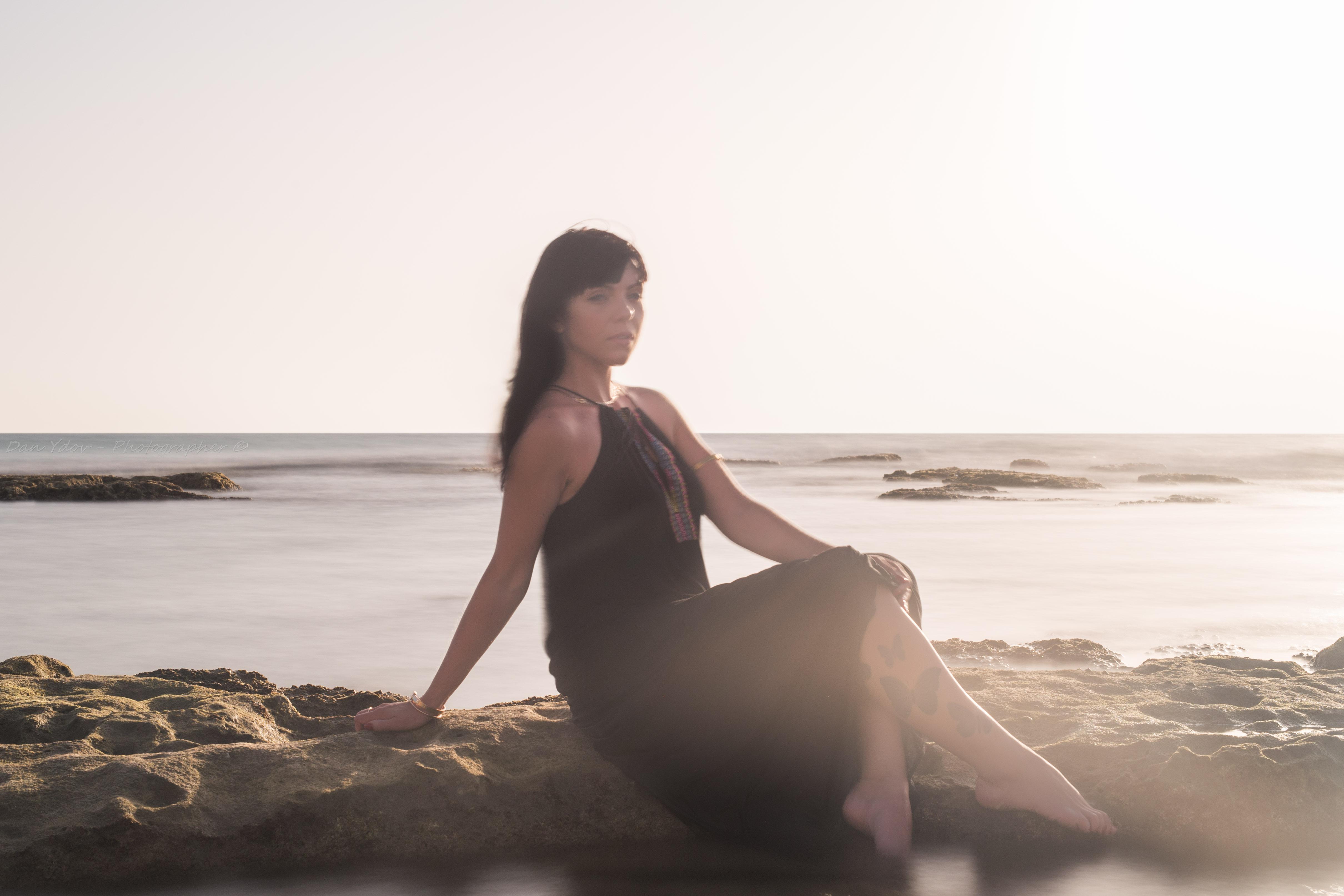 Anastasia - Model photo set