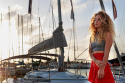 Portrait photographer, Model, Curly