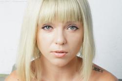 Portrait, Beautiful, Blond