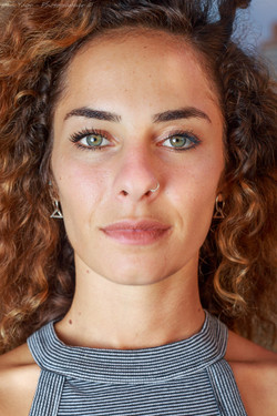 Portrait photographer, Green Eyes