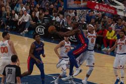 Anthony Tolliver, Pistons, Sports