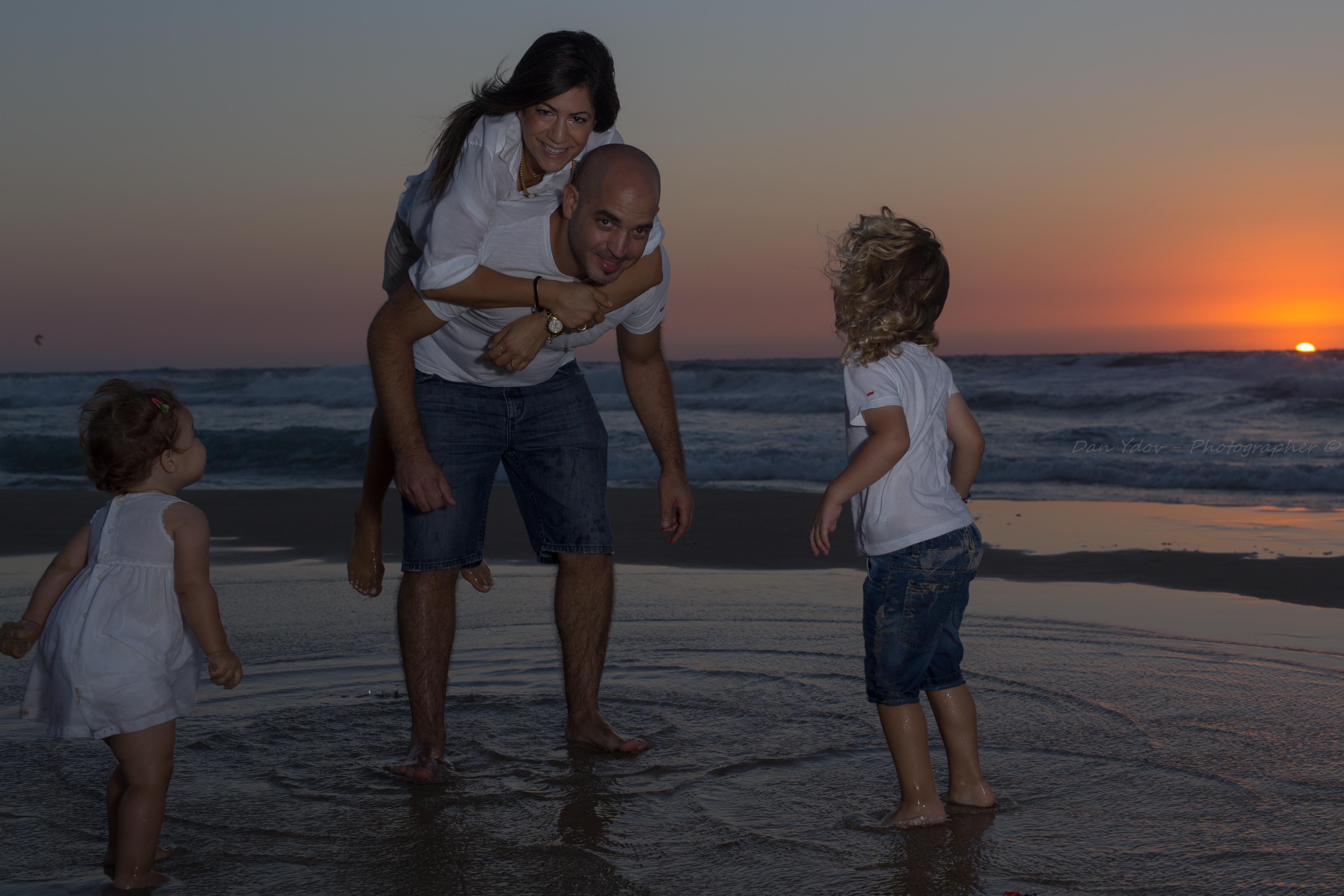 צלם משפחה, כיף
