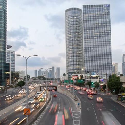 Tel Aviv hyperlapse - Dan Ydov - Photographer, Video editing, Videographer