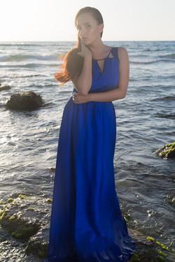 Model, fashion photo set, Poly