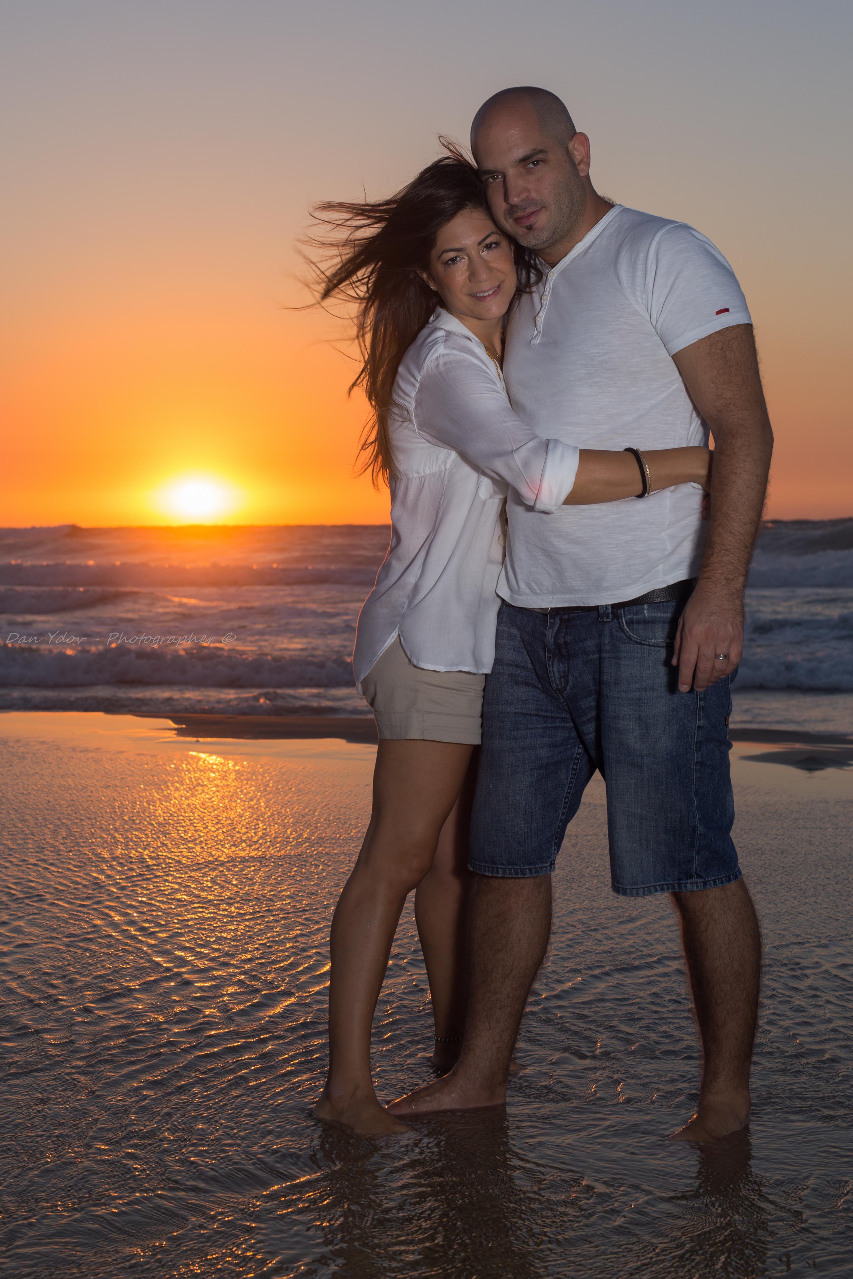 צילומי זוגיות, שי ואשתו