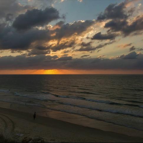 Sunset timelapse, Dan Ydov - photographer