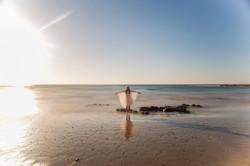 בוק בת מצווה בים,רגע קסום על שפת הים
