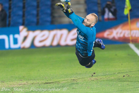 Goalkeeper saves the day, Football, Sports, Sport photographer