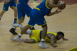 צילום כדורסל, מאבק על הכדור