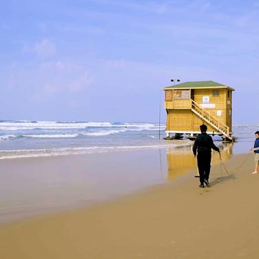 A Beach clip by Dan Ydov, Videographer