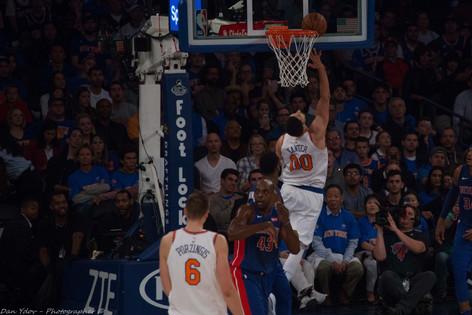 NBA, Knicks, Dan Ydov, Sports Photographer