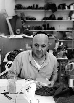 Man Portrait at work