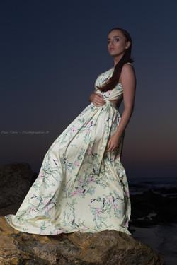 Model & fashion photo set, Polina