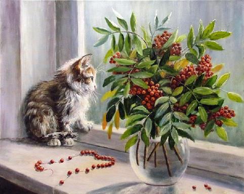 Farlige planter for katten