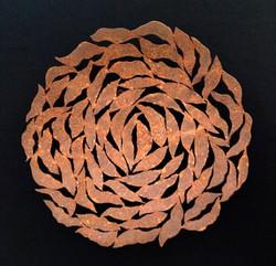Leaf bowl #8