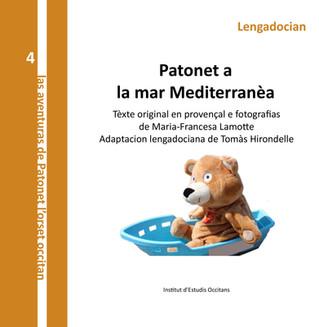 Novèlas aventuras de Patonet, en lengadocian e en lemosin
