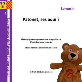 Les aventures de Patonet : nouvelles ressources disponibles