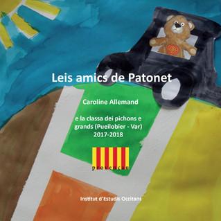"""Libreton """"Los amics de Patonet"""""""