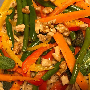 Sauteed vegetables to accompany any meal