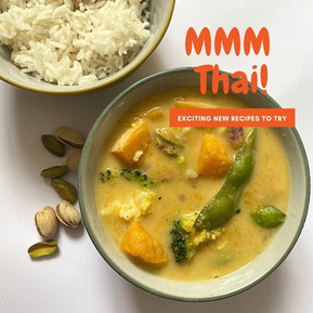 One Pot Thai-Inspired Green Curry