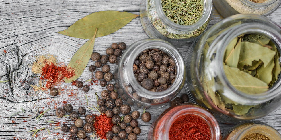All About Spices - 45 min Power Workshop