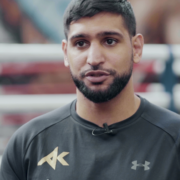 A Day Filming with Amir Khan and Hygiene Protekt