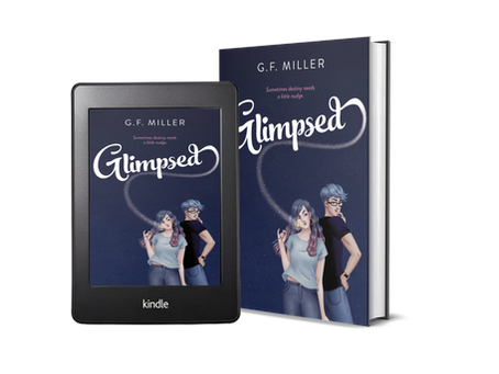FREE READ!! – Extended Excerpt of GLIMPSED