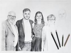 Familie DIN A2
