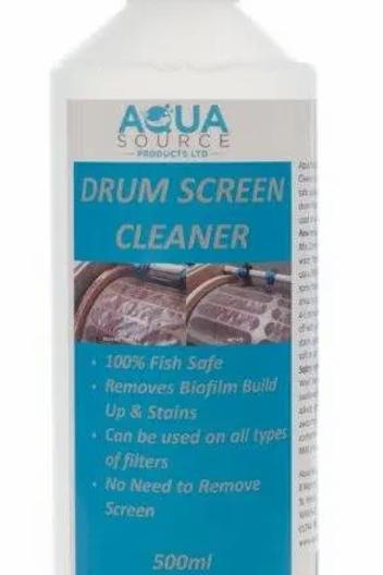 Drum Screen Cleaner
