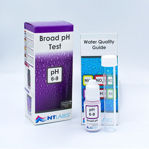 Aquarium - Broad pH Test