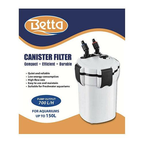 Betta External Canister Filter