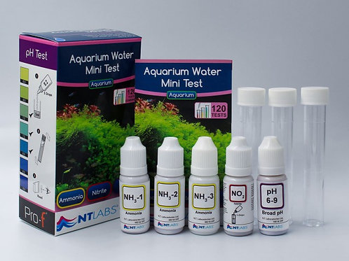 Aquarium - Aquarium Water Mini Test