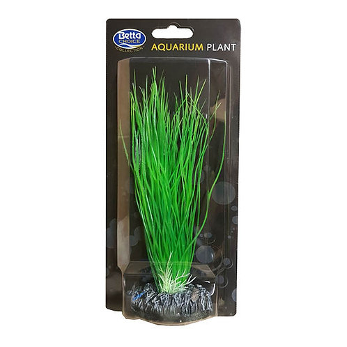 Betta Choice Plastic 20cm Green Plant
