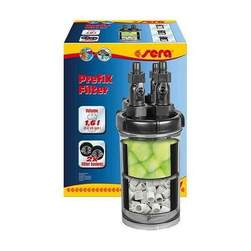 Sera Prefix Filter for Pumps and External Filters