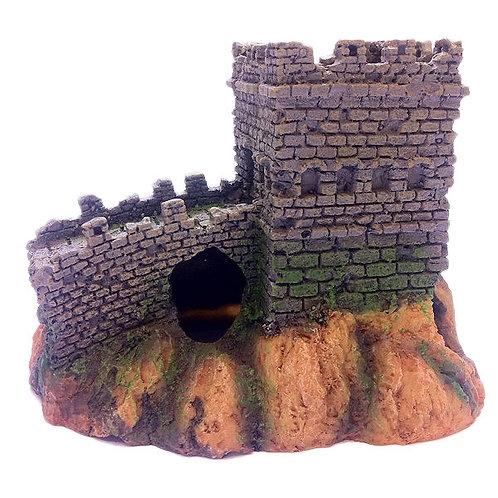 Castle Turret & Wall