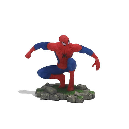 Crouched Arachnid Man