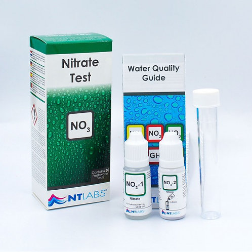 Aquarium - Nitrate Test