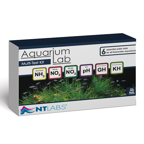 Aquarium - Aquarium Lab Multi-Test